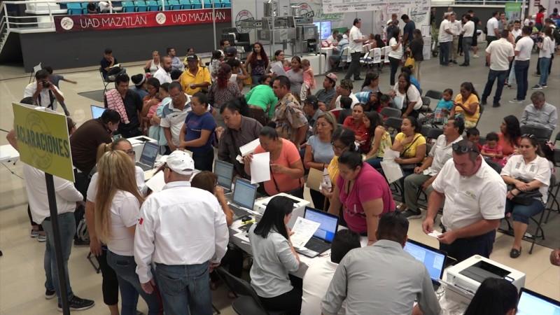Beneficia a más de mil 500 trabajadores turísticos la Jornada Puro Sinaloa
