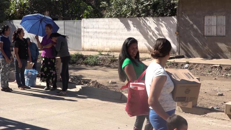 Verifica la SEDESOL que apoyos vayan a desplazados 'genuinos'