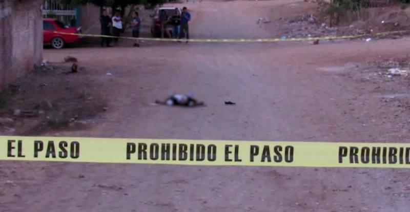 Asesinan a hombre en Loma Bonita