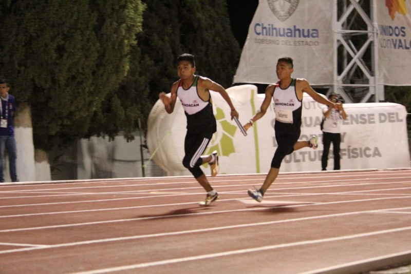 Bronce para Sinaloa en atletismo en la Olimpiada Nacional 2019