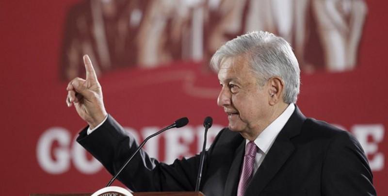 El presidente de México renunciará a su facultad de condonar impuestos