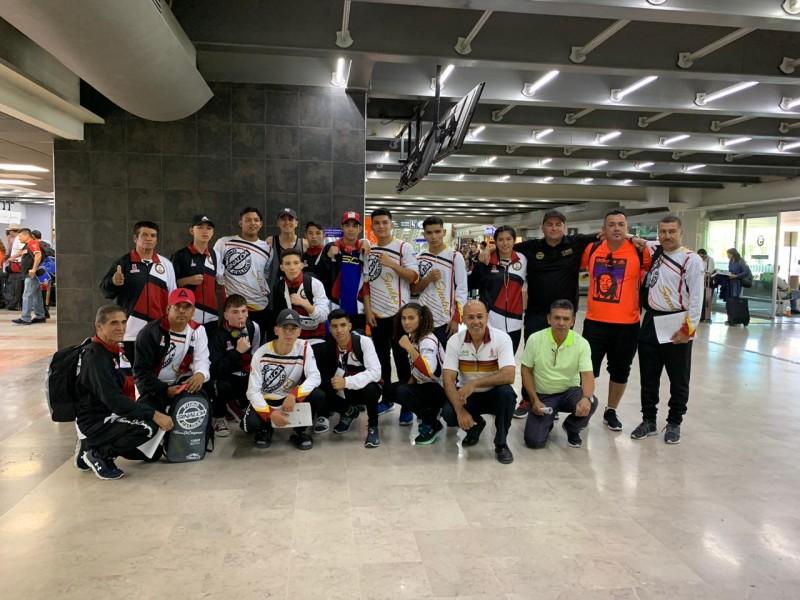 Delegación de Box viaja a la Olimpiada Nacional