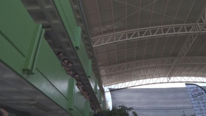 Entrega techumbre y aires acondicionados Quirino Ordaz al COBAES 26