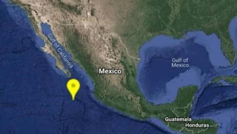 Sin afectaciones Sinaloa por sismo en BCS: PC Sinaloa