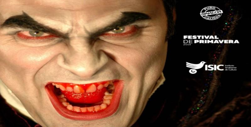 Estrenará Luis González el  montaje escénico de Drácula