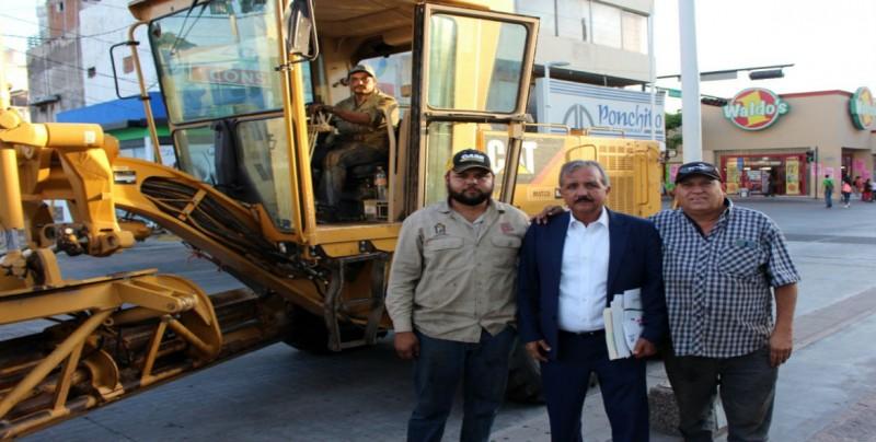 Continúa reparación del parque vehicular del Ayuntamiento de Culiacán