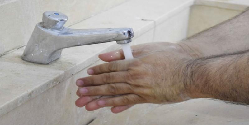 Promueve el IMSS correcto lavado de manos