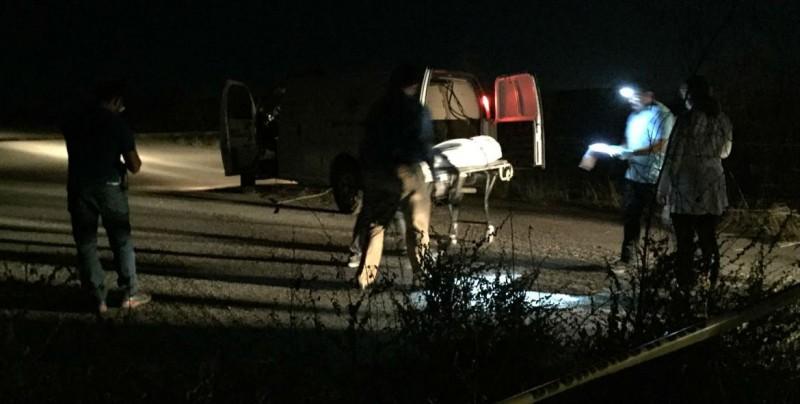 Encuentran hombre asesinado en aeródromo