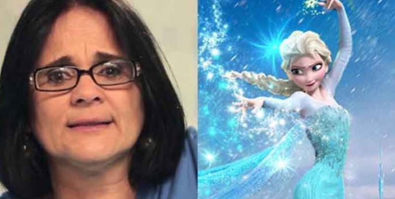 """Ministra asegura que """"Frozen"""" convierte a las niñas en lesbianas"""