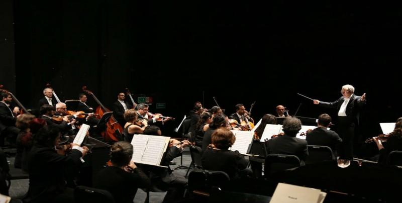 Este jueves, la OSSLA con Santiago Piñeira al piano