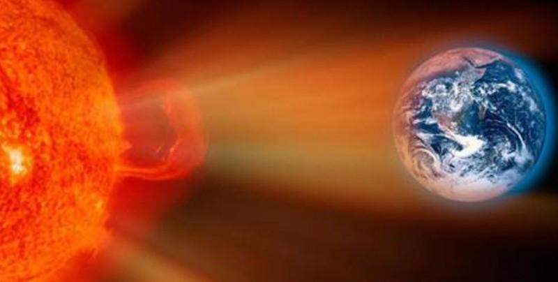 Se registra una poderosa tormenta solar que golpea a la tierra y traerá problemas