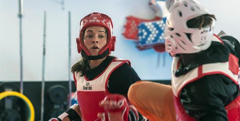 La mexicana María Espinoza, plata en -73 kilos en Manchester