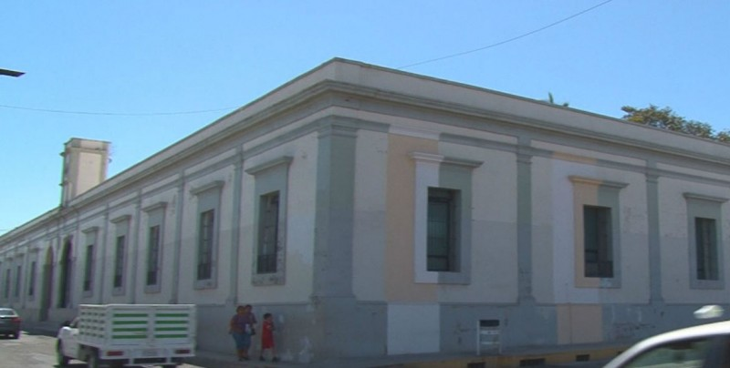 Remodelan Hospital del Carmen