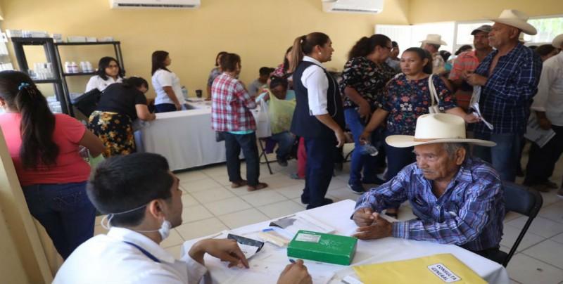 """Jornadas de Apoyo """"Puro Sinaloa"""" en Choix"""