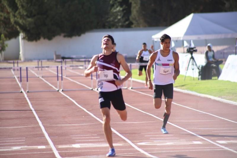 Histórica participación del atletismo para Sinaloa en la Olimpiada Nacional 2019