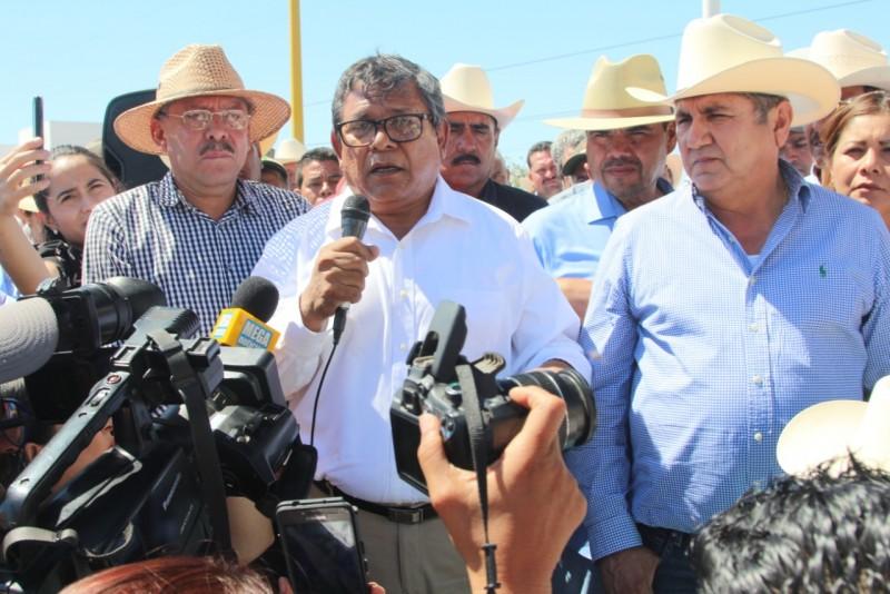 Logran organizaciones agrícolas compromisos con el Gobierno federal