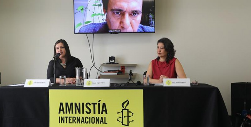 Amnistía exige respuestas a Gobierno mexicano por muerte de niña guatemalteca
