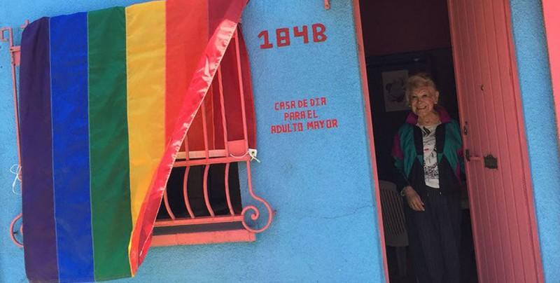 En la CDMX se abrió la primera casa LGBTTI para adultos mayores