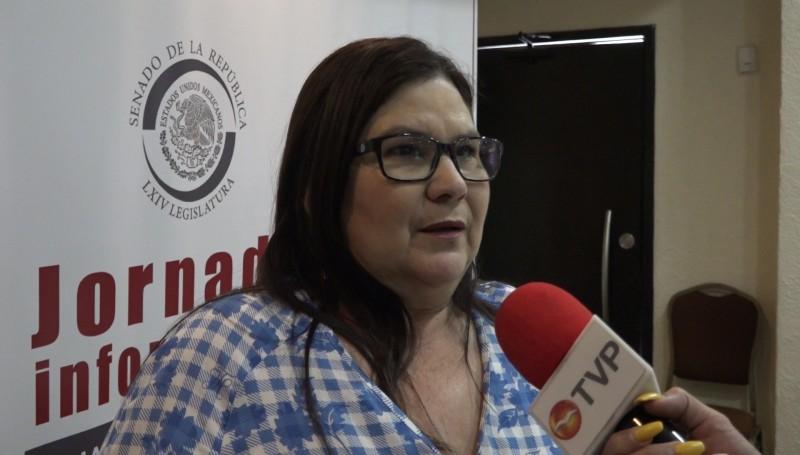 """""""Decepcionante los casos de nepotismo"""": Senadora Imelda Castro"""