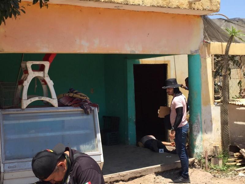 Asesinana  en la puerta de su casa a una persona en Costa Rica