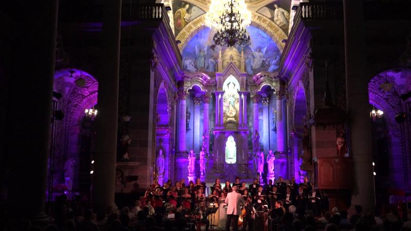 """Magnifico concierto """"Los mejores coros de Bach"""""""