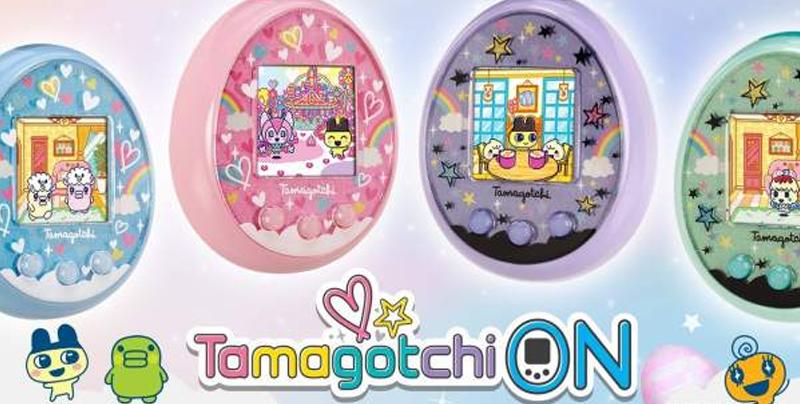 Tamagotchi regresa con pantalla a color