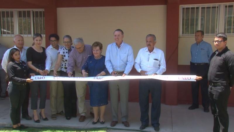 Inauguran tres nuevos centros académicos y de investigación en la Universidad Autónoma de Occidente