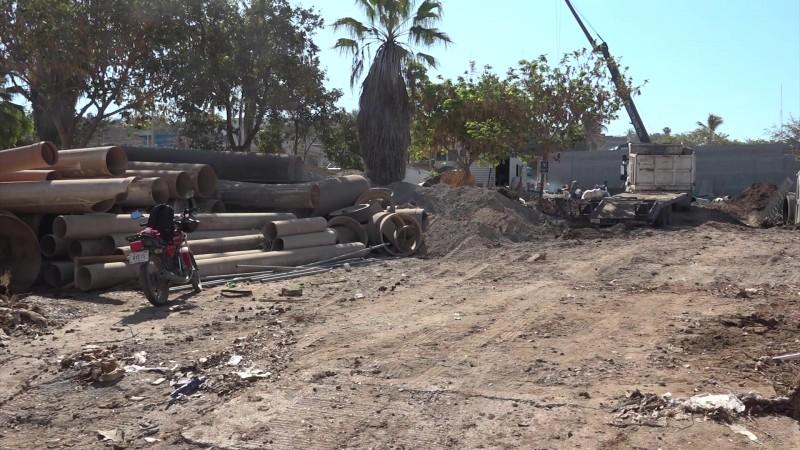 Ya fue reparada la fuga de agua: JUMAPAM