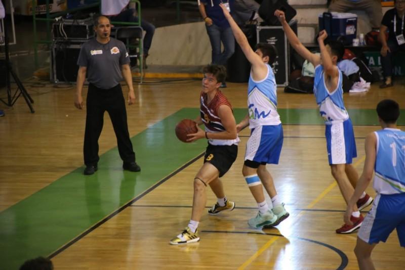 Tres medallas para Sinaloa en Baloncesto en la Olimpiada Nacional