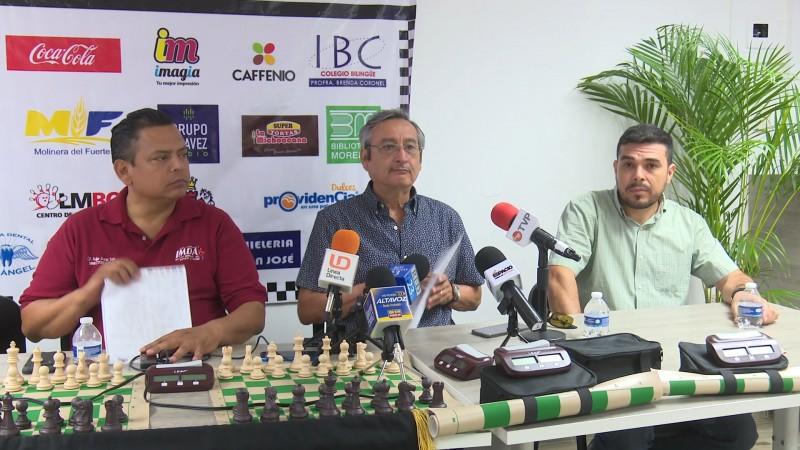 Invitan al primer torneo de agedrez IBC