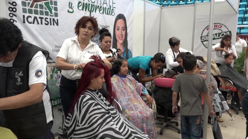 Jornada de servicios gratuitos para Mazatlán de ICATSIN