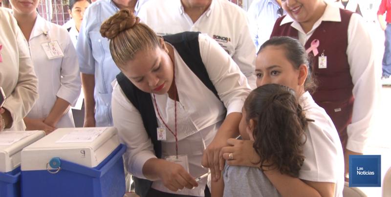 Continúa la alerta por sarampión; invitan a vacunar niños y adultos