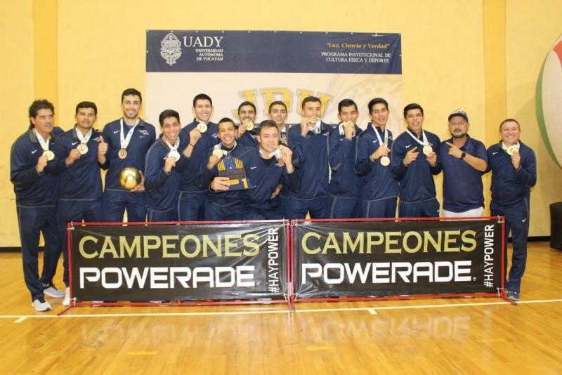 la UAS suma 12 años consecutivos en el Top Ten en la Universiada Nacional