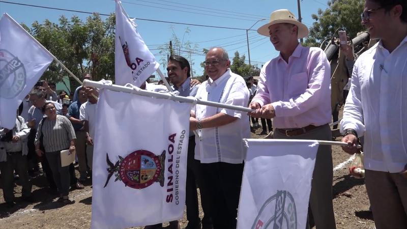 Anuncian obras para Mazatlán