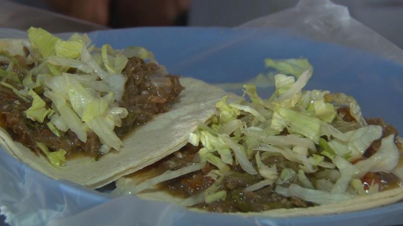 Los tacos de guisos se han vuelto uno de los platillos favoritos de la población en Culiacán