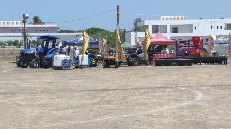 ¡Todo listo para la XXV Feria Ganadera de Mazatlán!