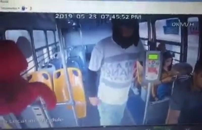 Sigue en aumento ola de asaltos a choferes del transporte público