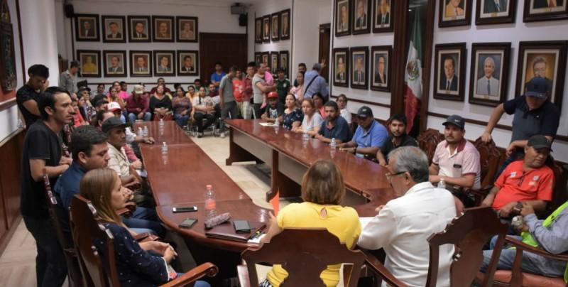 Continúa Gobierno de Culiacán aprobando incrementos salariales en beneficio de empleados eventuales