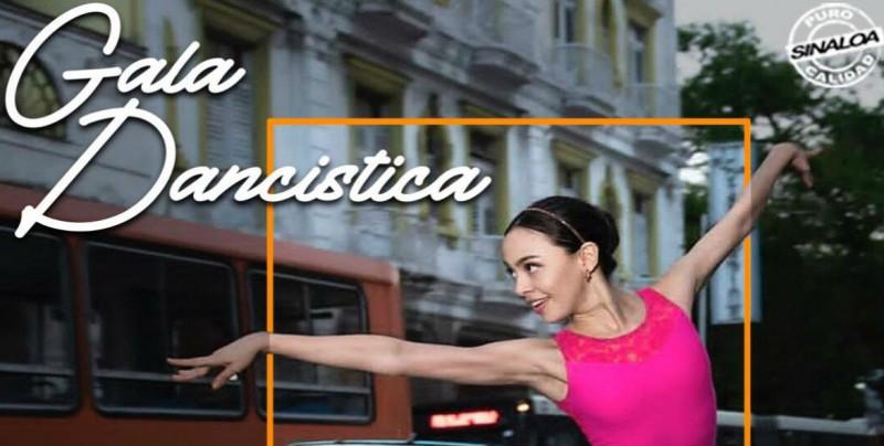 Hoy Gala Dancística, con ballet y danza contemporánea, en el TPV