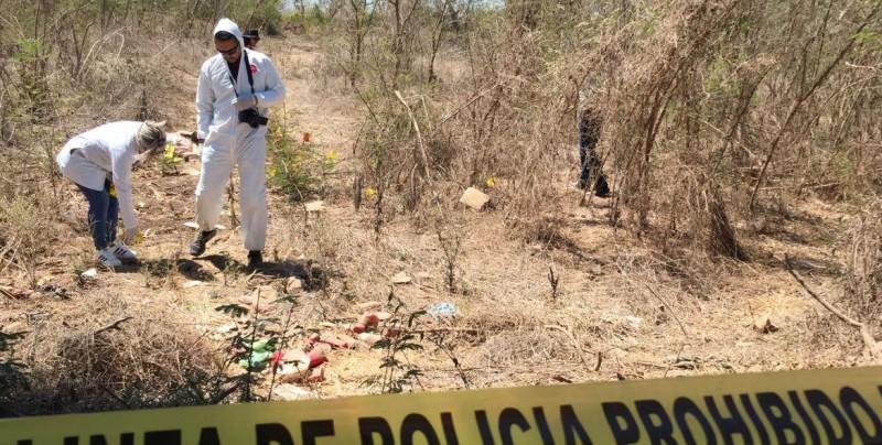 Encuentran a un hombre asesinado a balazos y con huellas de tortura
