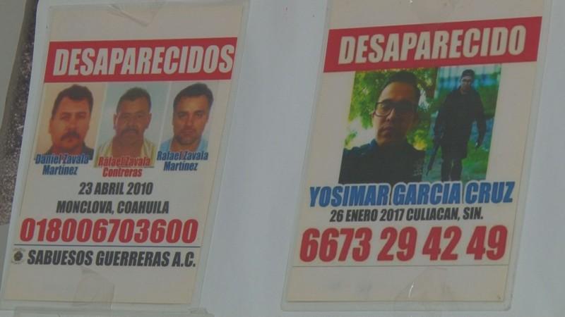 Integración de Comisión de búsqueda sin resultados para Sinaloa
