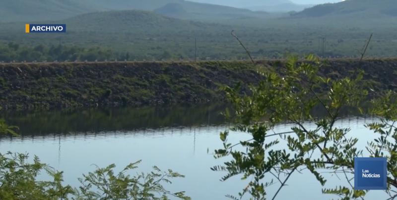 Al 46.4 por ciento de su capacidad está el sistema de Presas del Río Yaqui