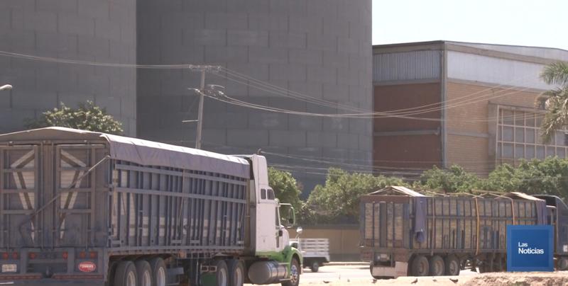 Transporte de carga de la región trabaja al 100%