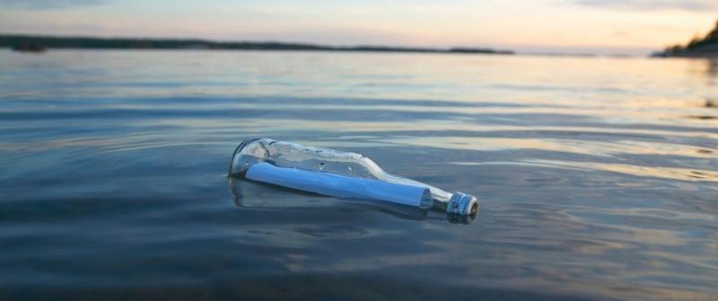 Botella con mensaje escrito en español desde hace 10 años es encontrada en Japón