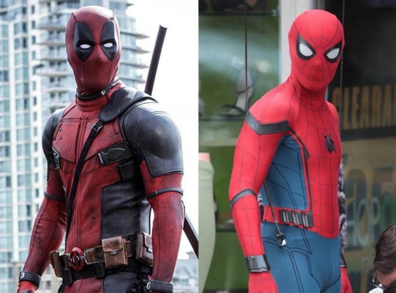 ¿Deadpool podría estar en Spiderman 3?