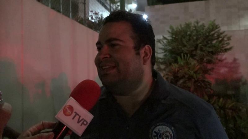 Se coordinaron esfuerzos para salir de la emergencia: Bomberos
