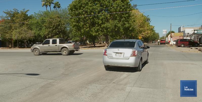 Trabajan en la limpieza del Boulevard Ramírez