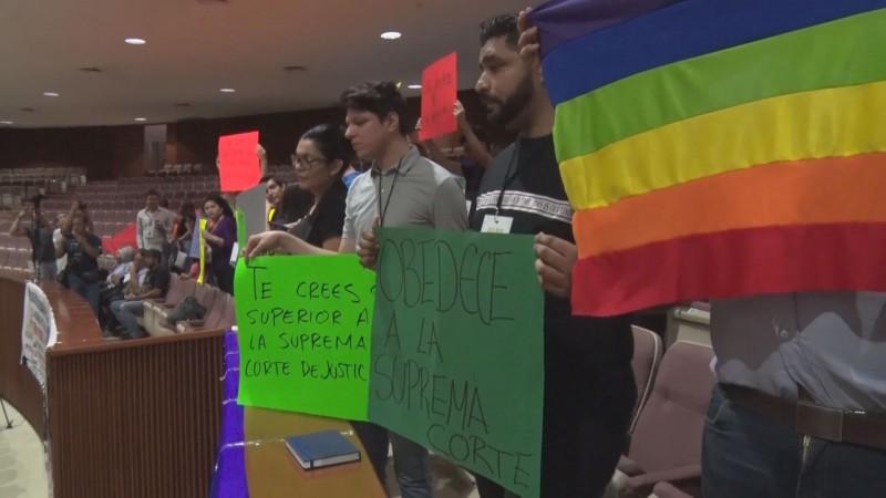 En junio deberá salir la ley que atienda a la comunidad LGBT