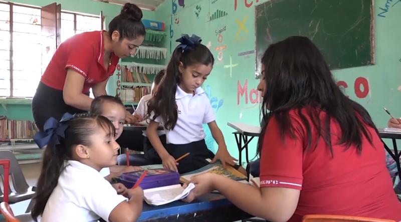 Busca CONAFE más de 100 líderes educativos para atender a niños en la zona sur