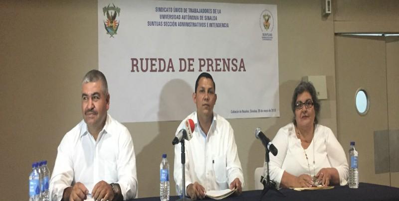 Definen convocatoria para nueva dirigencia del SUNTUAS Administrativos